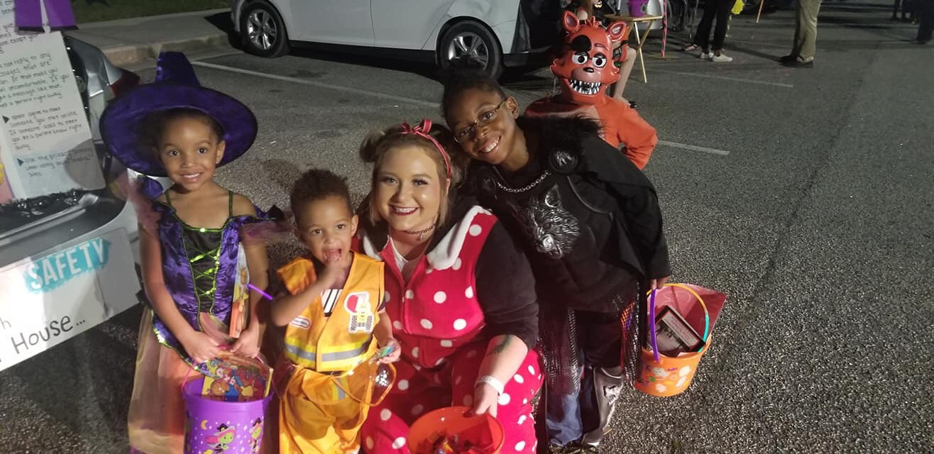 2019 Langston Chapel Halloween Trunk R' Treat