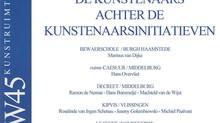Exhibition 'De kunstenaars achter de kunstenaarsinitiatieven'