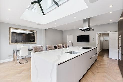 kitchen conversion by J S Design