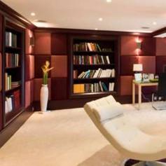 study room modern style