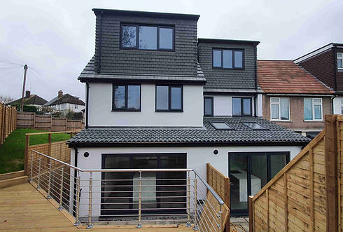 New build by J S Design