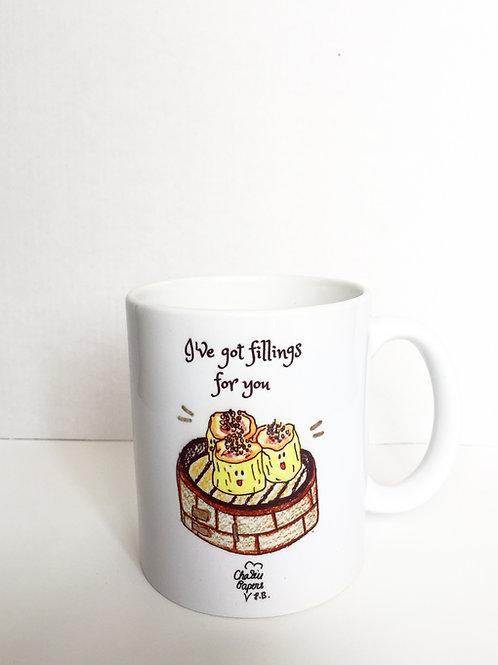 I've got fillings for you Mug