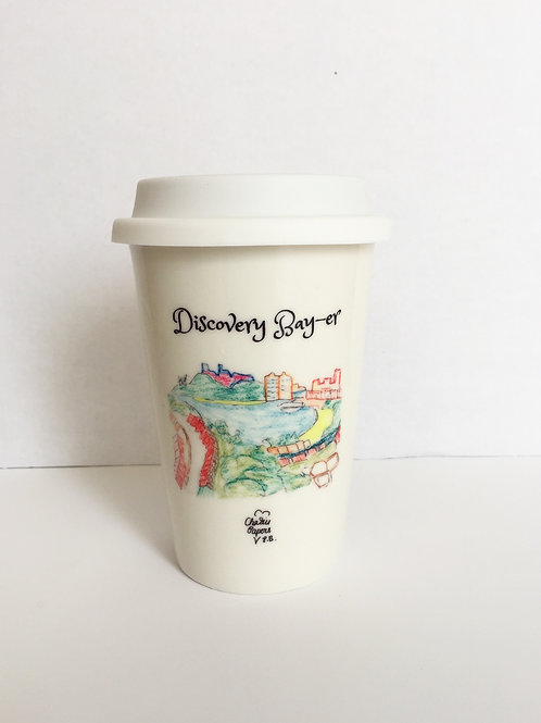 Discovery Bay-er Coffee Cup
