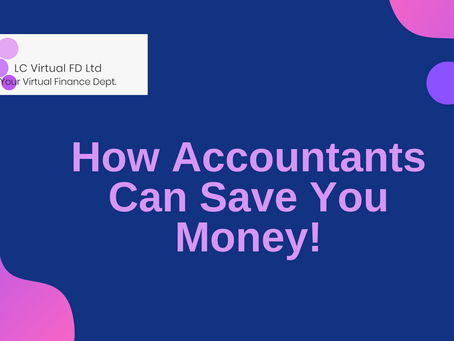 Accountants Can Save Your Business a Fortune!