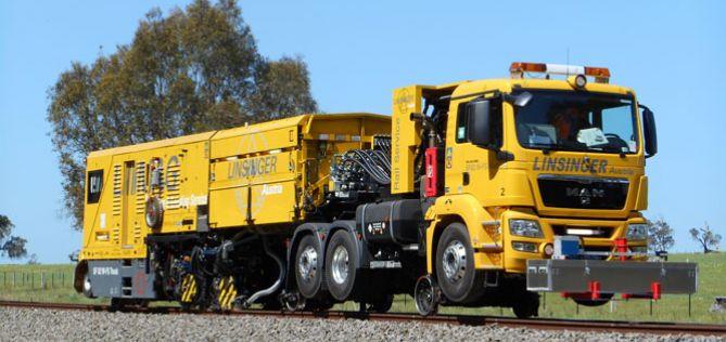 RAIL ROAD TRUCK SF02-FS