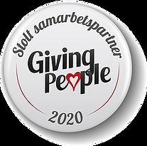 Giving People 2020 sponsorbanner (liten)