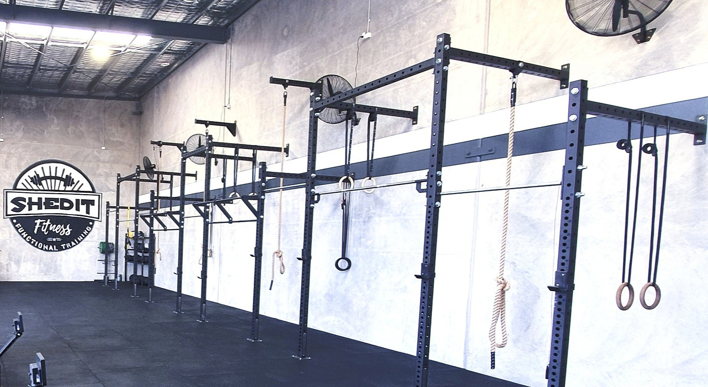 ShedIT Fitness Exercise Rig