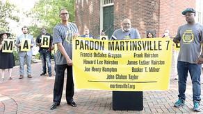 Martinsville Seven Pardoned