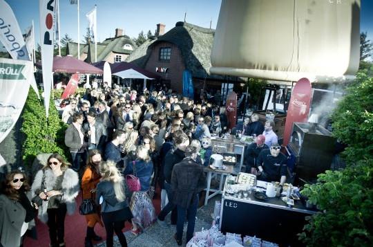 aRgentur | Homecoming Party auf Sylt | Brian's Steak & Lobster.