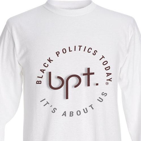 Black Politics Today Branded Long Sleeve