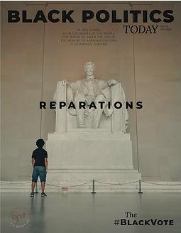 Reparations! Now! #TheBlackReset