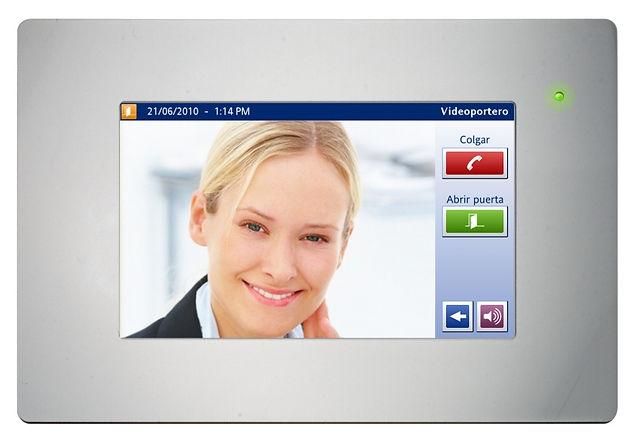 videoporteros ip.videoportero en smartphone.videoportero domotico