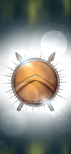 ACAP Spartan Shield