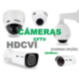 cameras de seguranca - cftv