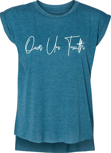 OUT: Own Ur Truth Muscle Tee