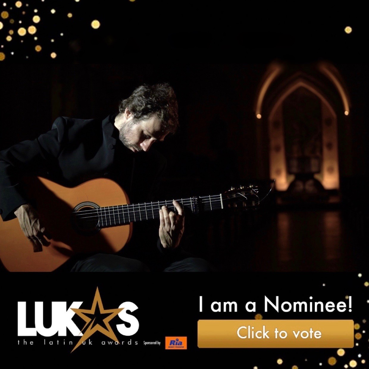 Latin UK AWARDS Musician of the year Nom