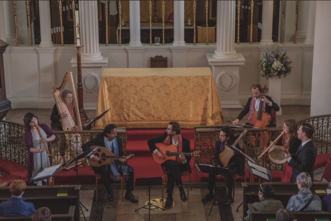 London Festival of Baroque Music