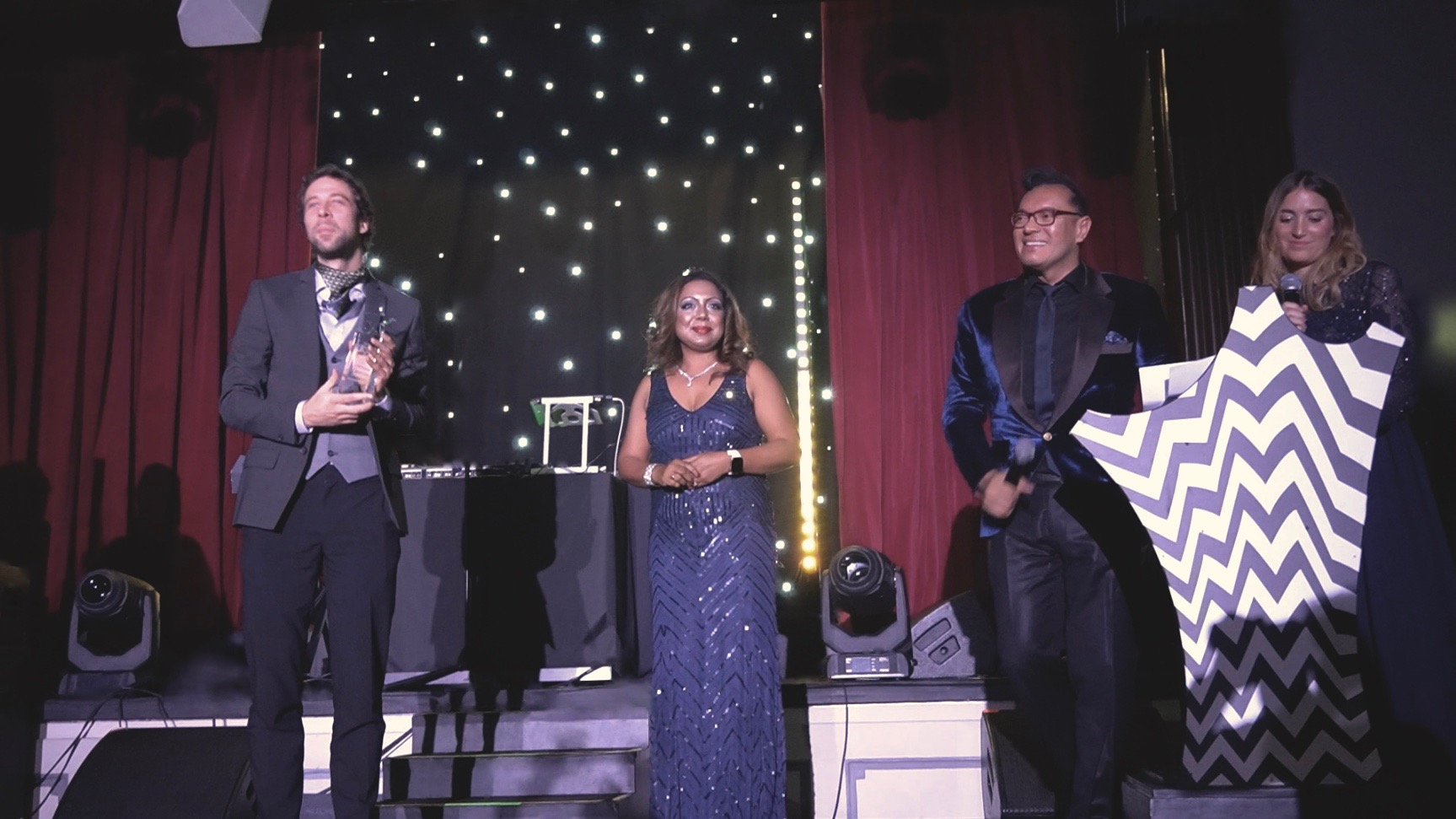 Latin UK AWARDS 2019