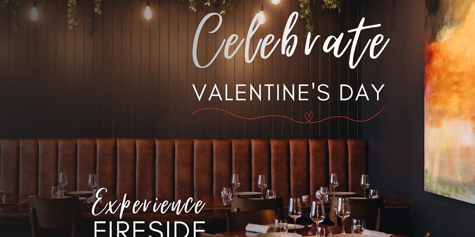 Valentine's Day at Fireside Restaurant