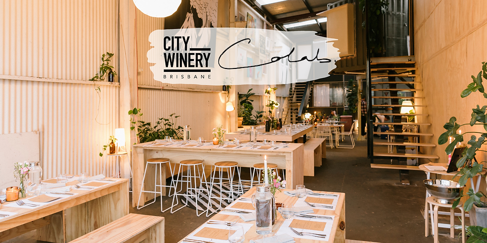 Supper Club: Colab 4010 x City Winery