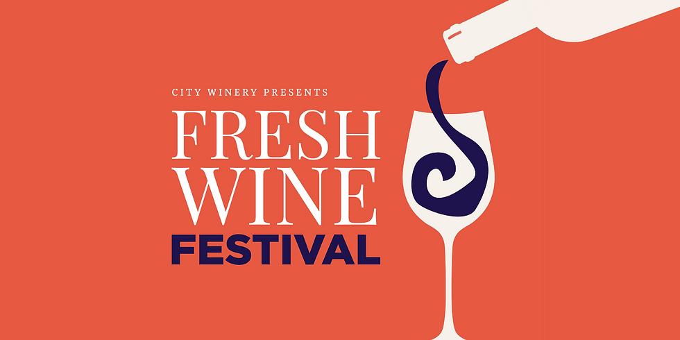 Fresh Wine Festival!