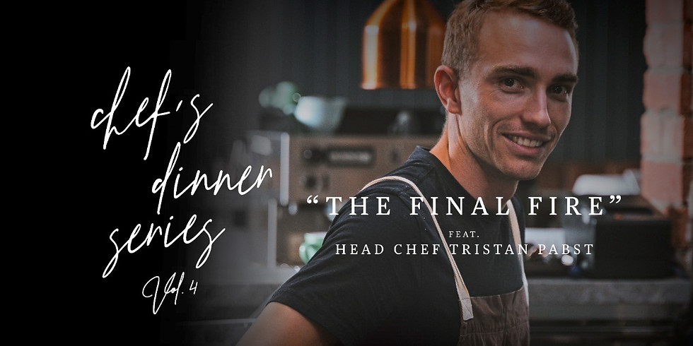 Chef's Dinner Series Vol 4 - The Final Fire.