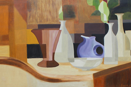 Art Lab( original oil, year 2003)