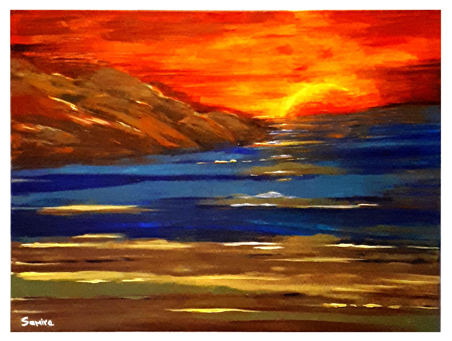 Sunrise (SOLD)