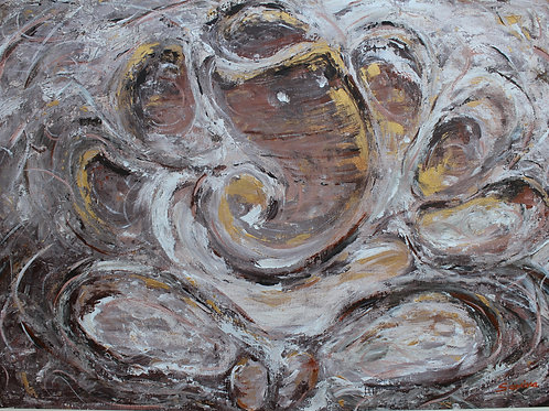 Ganesha  ( Print )50cmX70cm  Giclee print