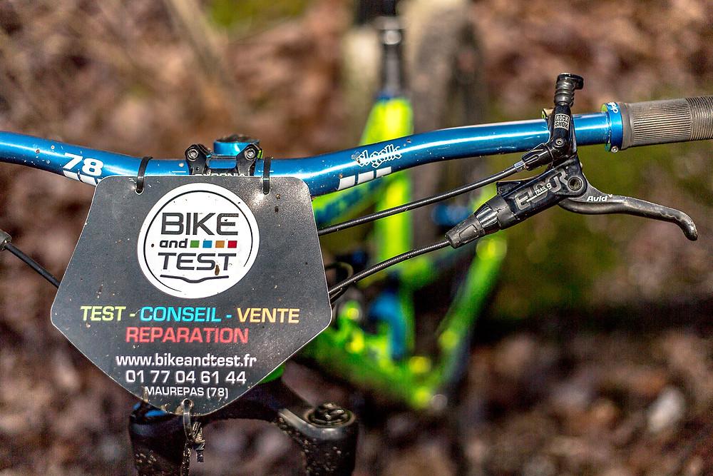 Nicolai Bike en Test chez BIKE & TEST