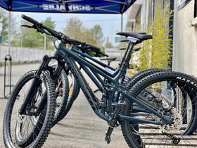 Vélos et vélos électriques disponible chez BIKE & TEST