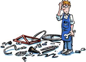 Service Réparation, Montage, Révision chez BIKE & TEST