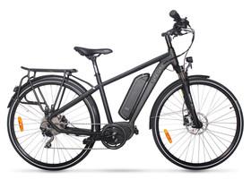 Test du vélo électrique EVEO 650