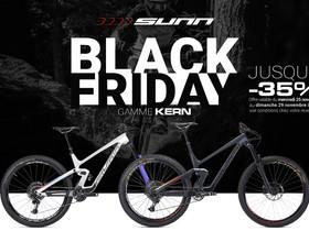 35% de remises chez SUNN  sur les modèles Kern 2020 pour le Black Friday!