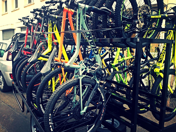 Location remorque 15 vélos chez BIKE & TEST dans les Yvelines près de Paris