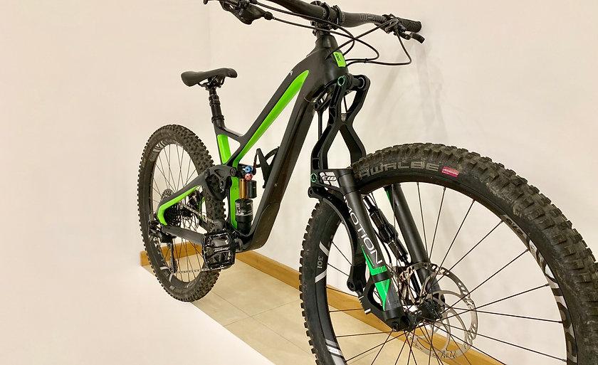 VTT ROSE Bikes Pikes Peak avec Fourche Motion Ridee en test et en vnte chez BIKE & TEST