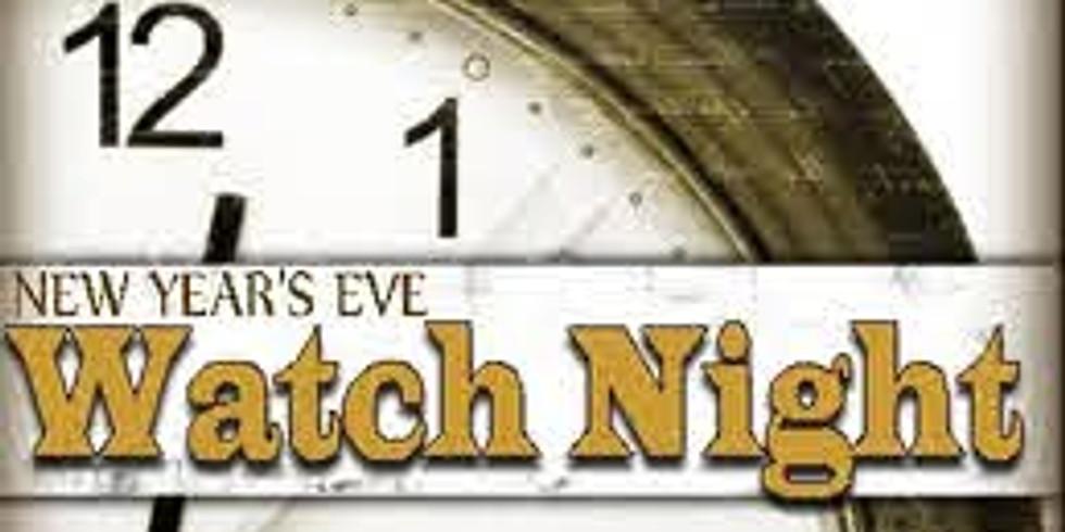 Virtual Watchnight - Streaming
