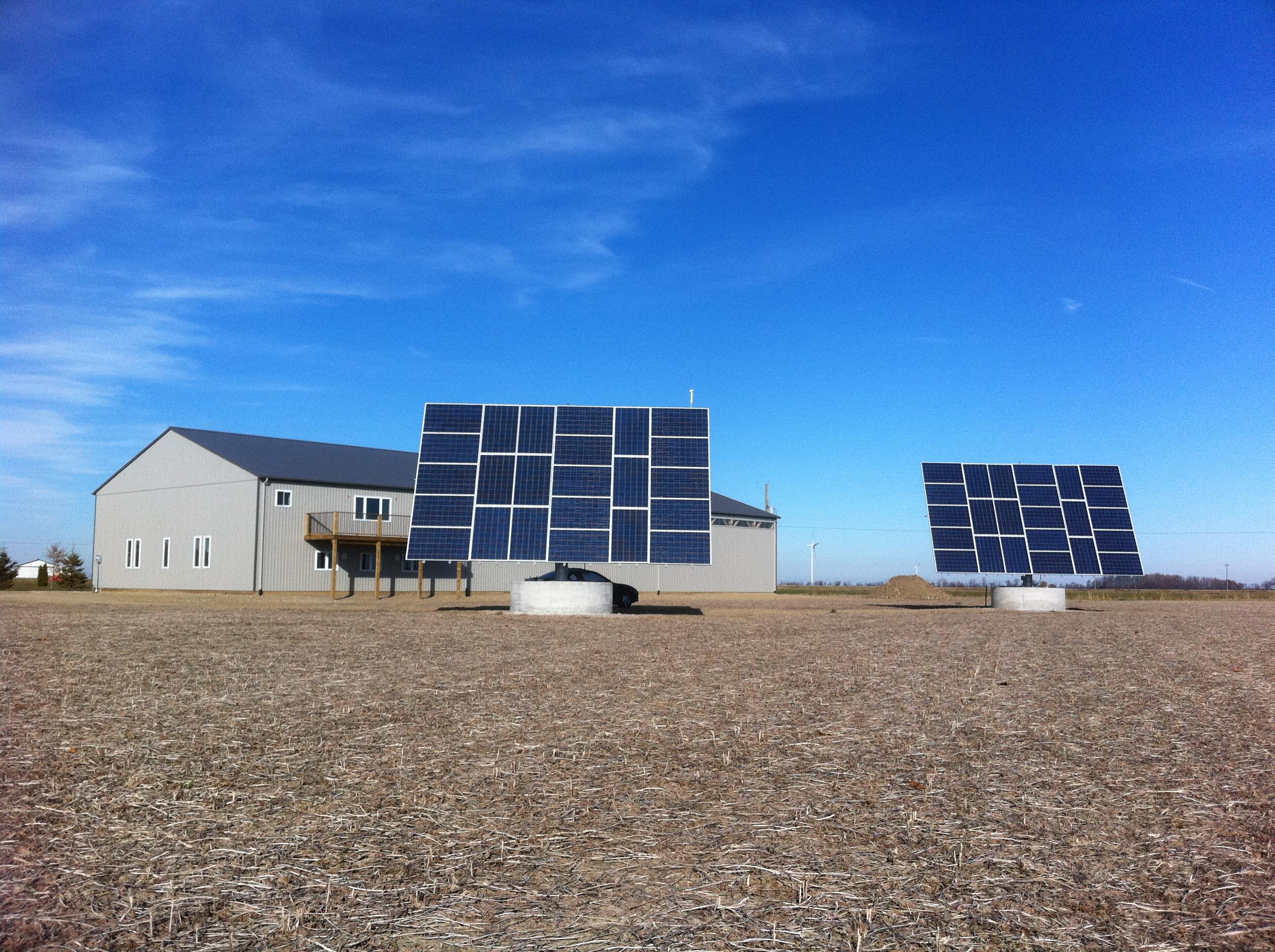 Solar - Degger Twin 5000 units.