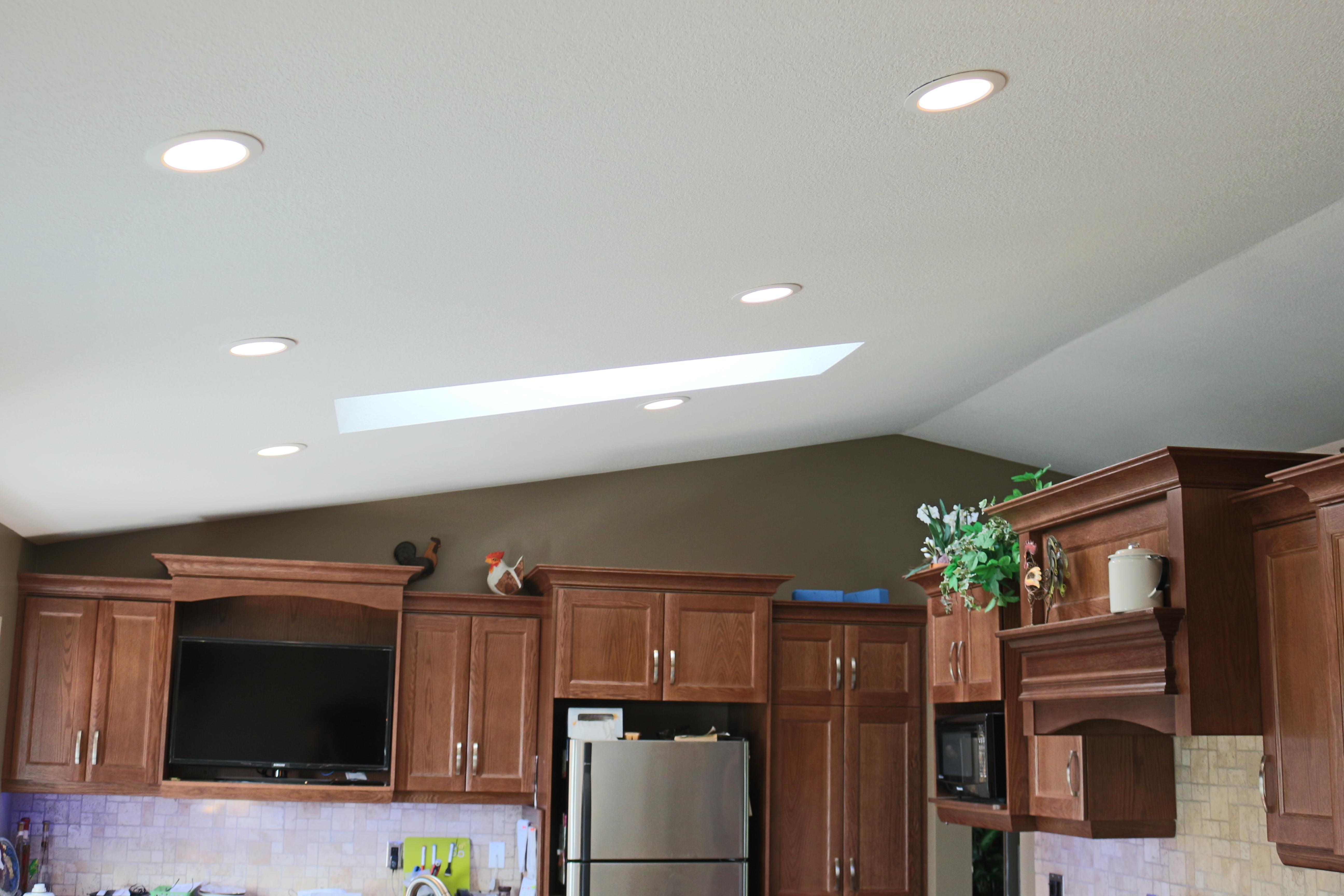"6"" LED Pot Lights"