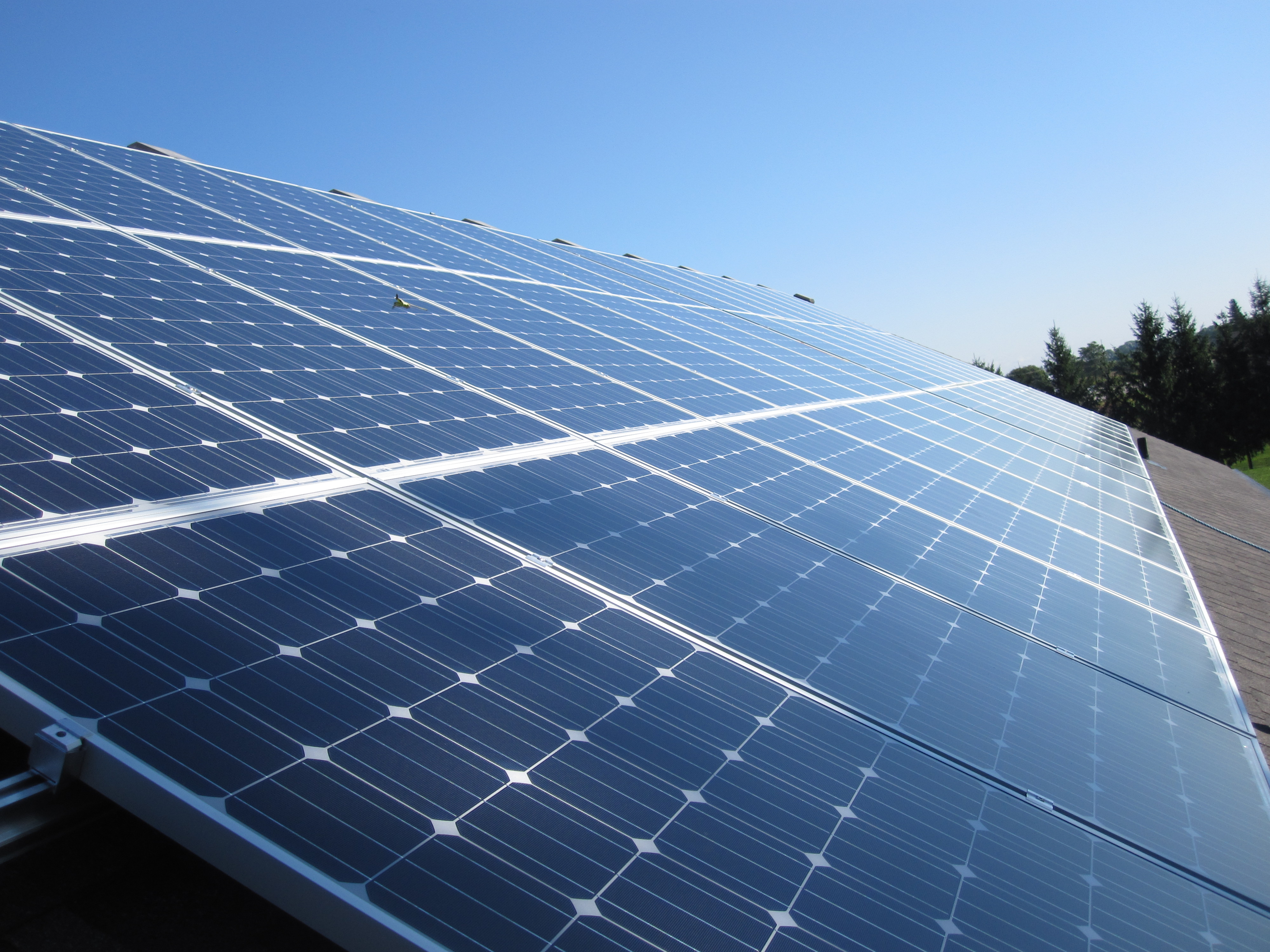 Solar - Clean Install