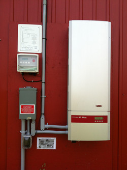 Solar - Fronius - Color Matched
