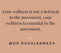 Your Wellness is Essential...