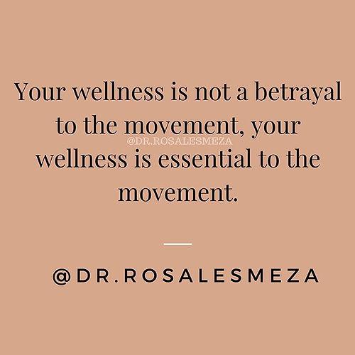 Dr. Rocio Rosales Meza - Affirmations -