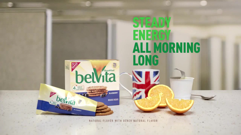 "Belvita: ""British Businessman"""