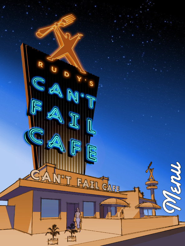 Rudy's Can't Fail Cafe