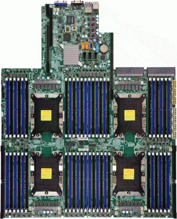 Altezza SX246-48 Motherboard