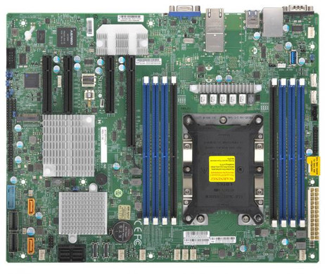 Capella SX216-12 Motherboard