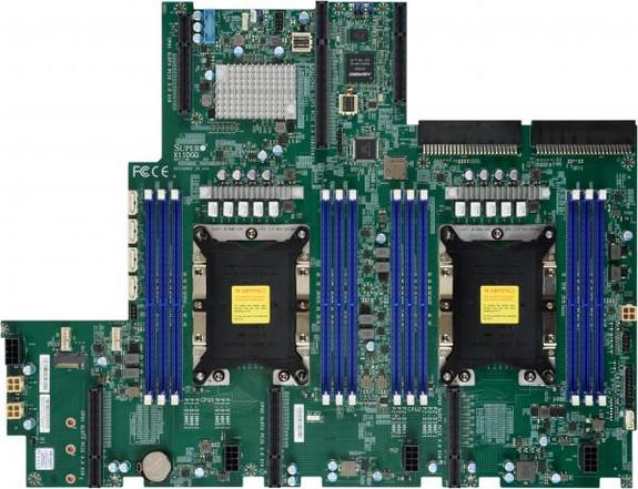 Altezza SX126-12-GPU Motherboard