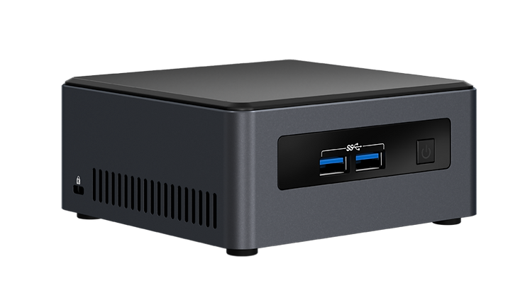 Core i7 Gen 8 Configurable System (NUC7I7DNHE)