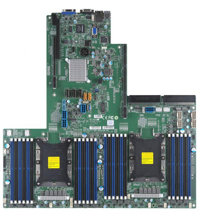 Altezza SX126-24 Motherboard